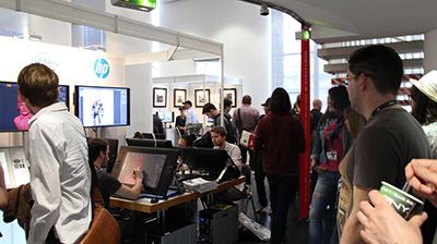 CHARACTERIZED @ FMX 2014